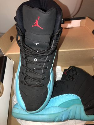 Jordan 12 Gamma blue Size 5Y for Sale in Houston, TX
