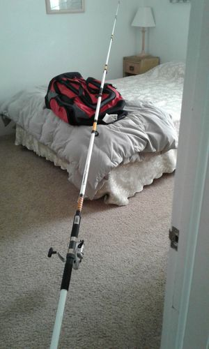 Fishing pole for Sale in Sanger, CA