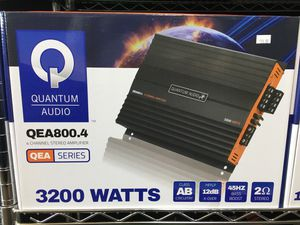 Quantum amp 3200watts for Sale in Orlando, FL