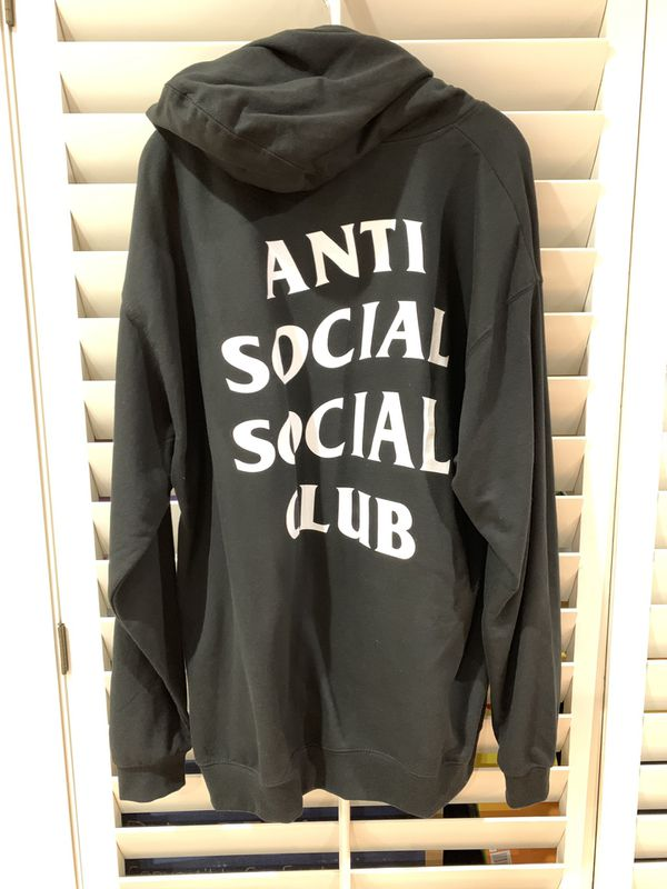 ASSC Mind Games Hoody size XL