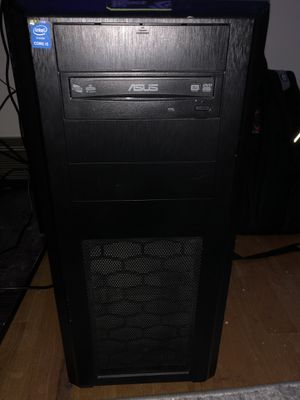 GAMING COMPUTER (CUSTOM BUILT) for Sale in Plymouth, MI