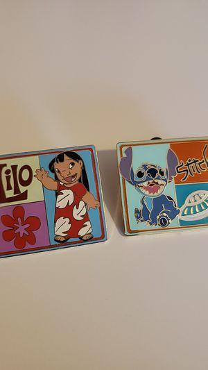 Disney Lilo & Stitch pins for Sale in Manteca, CA