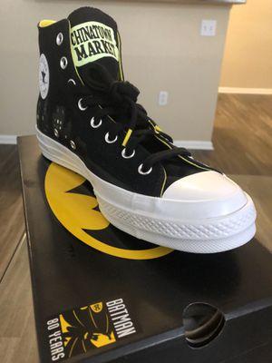 ChinaTown Market X Converse X Batman size 10.5 for Sale in Denver, CO