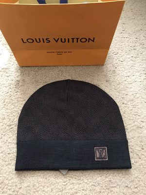 Brown Damier beanie for Sale in Milpitas, CA