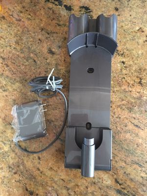 Dyson vacuum charger and hanger for Sale in Boca Raton, FL