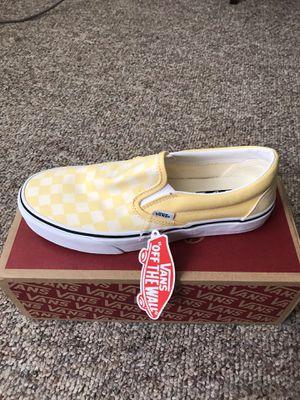 Vans Checkered Slip On's for Sale in Kaysville, UT