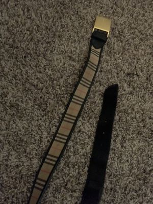 Burberry belt for Sale in St. Petersburg, FL
