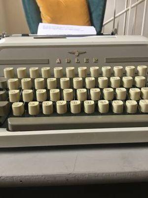 Adler J3 1960s Typewriter for Sale in Silver Spring, MD