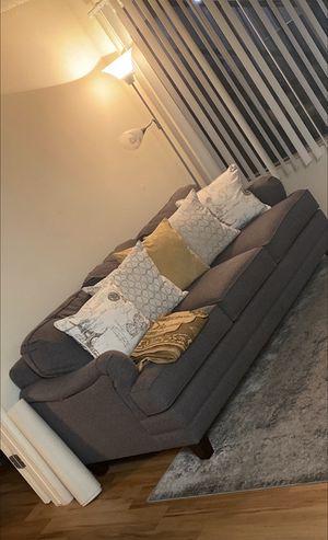 Dark Grey couch for Sale in Anaheim, CA