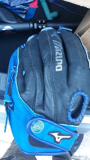 12 inch Softball Glove, Batting Gloves, and Balls for Sale in Macon, GA