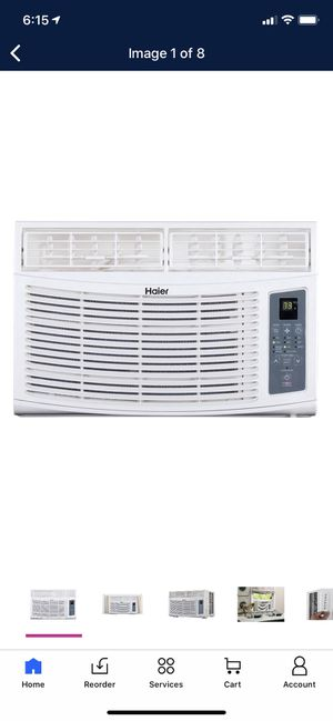 Haier 8000 btu A/C in perfect condition. for Sale in Chesapeake, VA