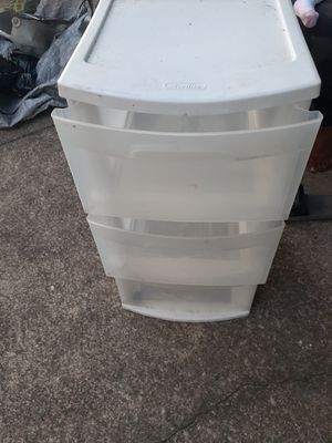 Plastic drawer organizer for Sale in Valley View, OH