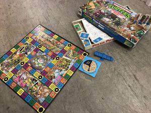 Ninja Turtle Pizza Power Board Game for Sale in Dunn Loring, VA