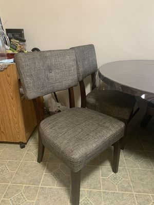 Dining table with 4 chairs. for Sale in Hayward, CA