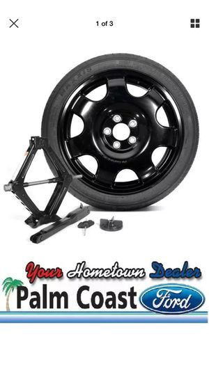 2015-18 Ford Mustang spare tire kit for Sale in Alexandria, VA