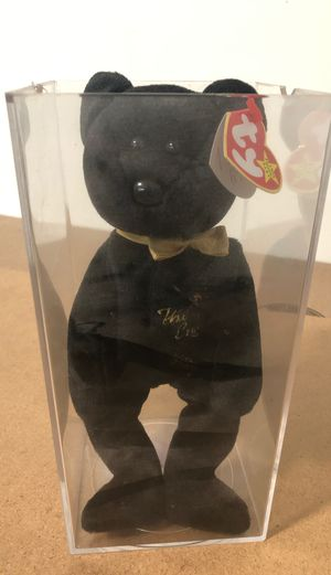The End beanie babie RARE mint for Sale in Wildomar, CA