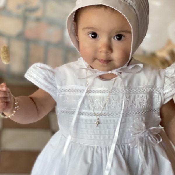 Baptism Dress/vestido de bautismo