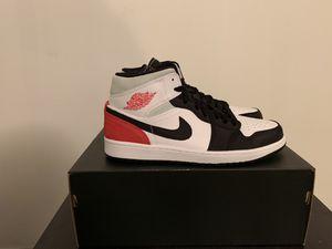 Air Jordan 1 Mid SE Black Toe Union for Sale in New York, NY