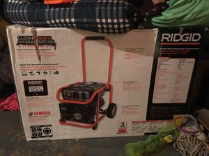 New Portable electric generator. Price is negotiable. for Sale in Washington, DC