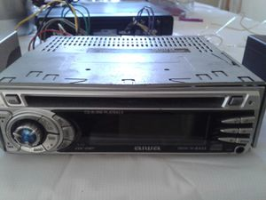 Pre-owned Aiwa car stereo system for Sale in Powder Springs, GA