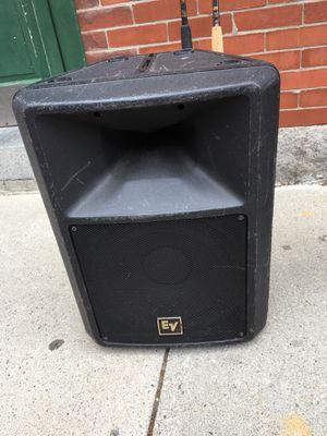 EV DJ speaker 🔊 12 Inches for Sale in Boston, MA