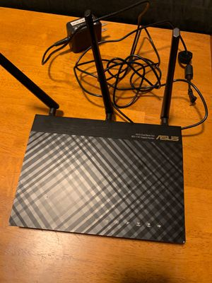 ASUS RT-AC66R 802.11AC Router for Sale in Brooklyn, NY
