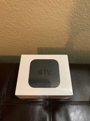 Apple TV 4K 32gb for Sale in Irving, TX
