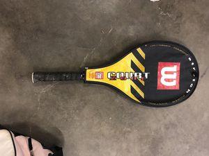 Wilson Tennis Racket used for Sale in Los Angeles, CA
