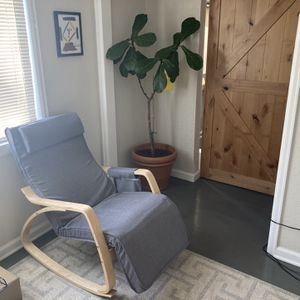 Rocking Chair - Minimalist Contemporary for Sale in Aurora, CO