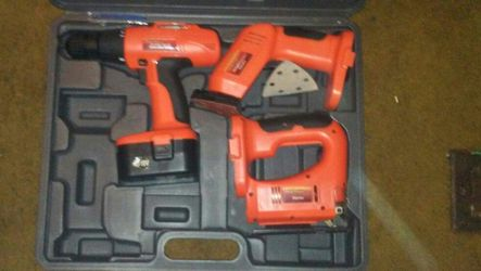 cordless tool set for Sale in Prattville,  AL