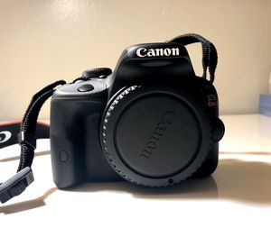 Canon EOS SL1 for Sale in Tustin, CA