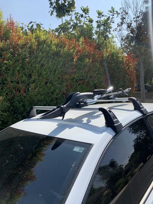 2015-2021 VW Golf/ GTI Roof Rack and Bike Carrier for Sale in Los Angeles, CA
