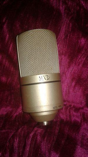MXL 900 Condenser Microphone for Sale in Denver, CO