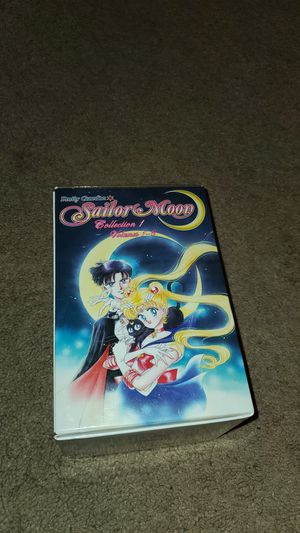 Sailor Moon Collection 1 (1-6) box set for Sale in Gilbert, AZ