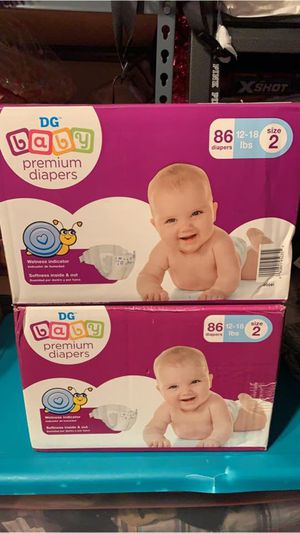 New 2 box set of diapers size 2 for Sale in Austin, TX