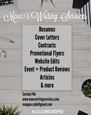 Resumes, Coverletters for Sale in Miami, FL