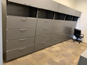 5 file cabinets for Sale in Bellaire, TX