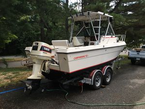 Chaparral Fishing Boat for Sale in North Chesterfield, VA