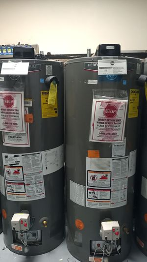 New Rheem Performance Platinum Water Heater 40 and 50 gal for Sale in Burbank, CA