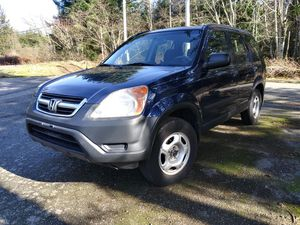2003 Honda crv awd for Sale in Enumclaw, WA