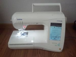 brother innovis qc 1000 sewing machines Used once for Sale in Lake Charles, LA