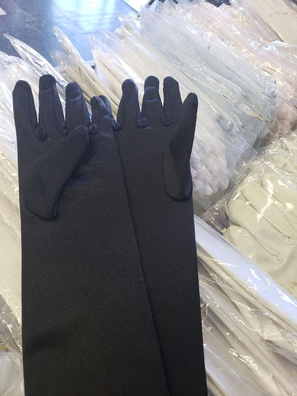 Guantes /silk gloves