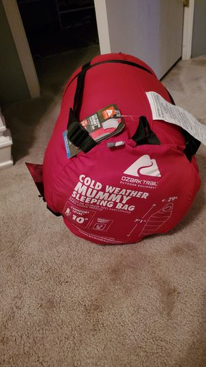 Ozark Trail sleeping bag for Sale in Summerfield, FL
