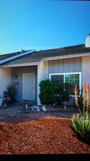 4bd/2ba, 1530 s.f. home with pool in El Cajon, CA for Sale in San Diego, CA