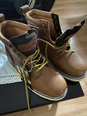 Diehard work boots for Sale in Lake Elsinore, CA