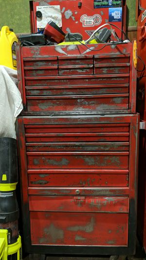 Snap on toolbox for Sale in Gaithersburg, MD