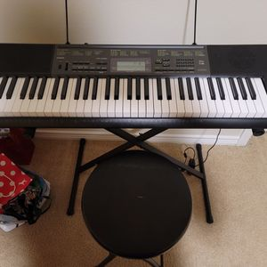 Casio Keyboard for Sale in Irving, TX