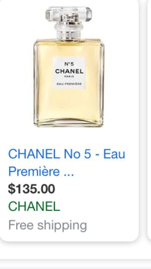 Chanel 5 for Sale in Kansas City, MO