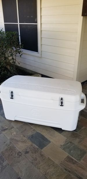Very large marine cooler for Sale in The Woodlands, TX