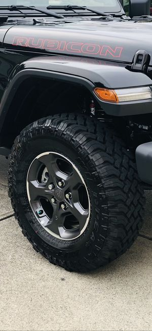 Jeep Rubicon Factory Wheels and Tires for Sale in Duluth, GA